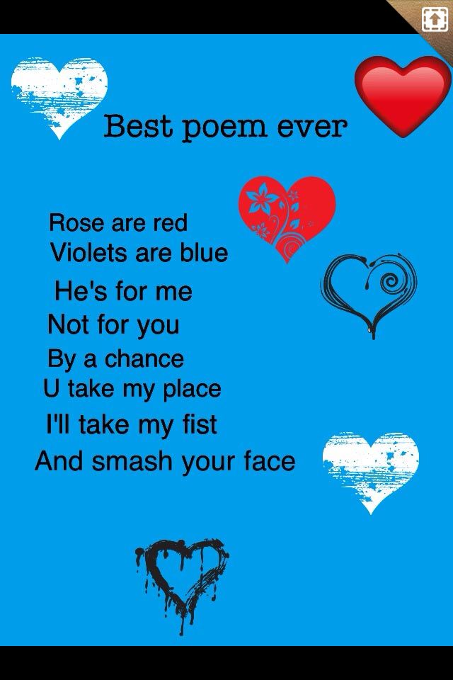 This Is The Best Love Poem For A Card On Valentines Day Lol