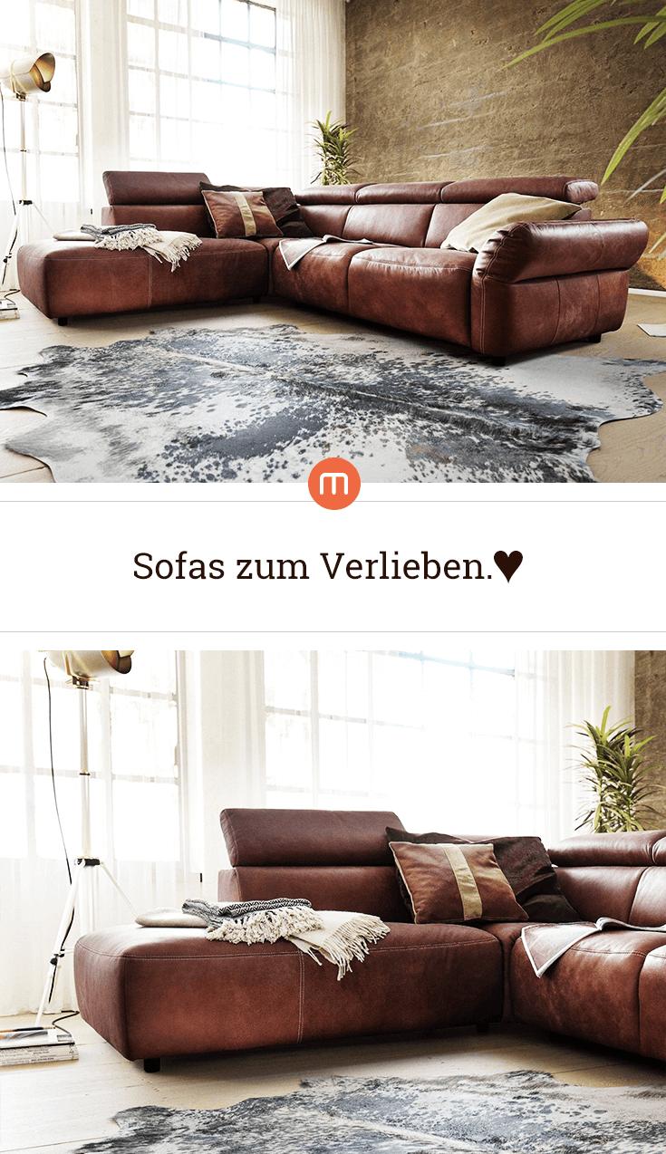 Entdecke dein neues Sofa auf moebel.de.