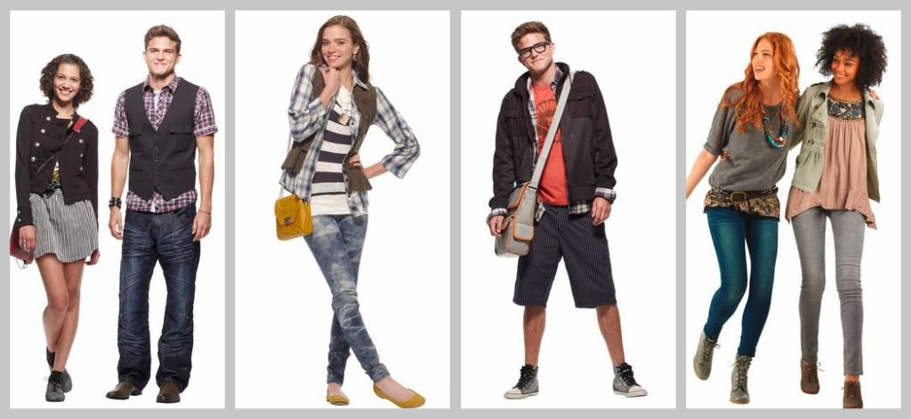 fashion teen clothes