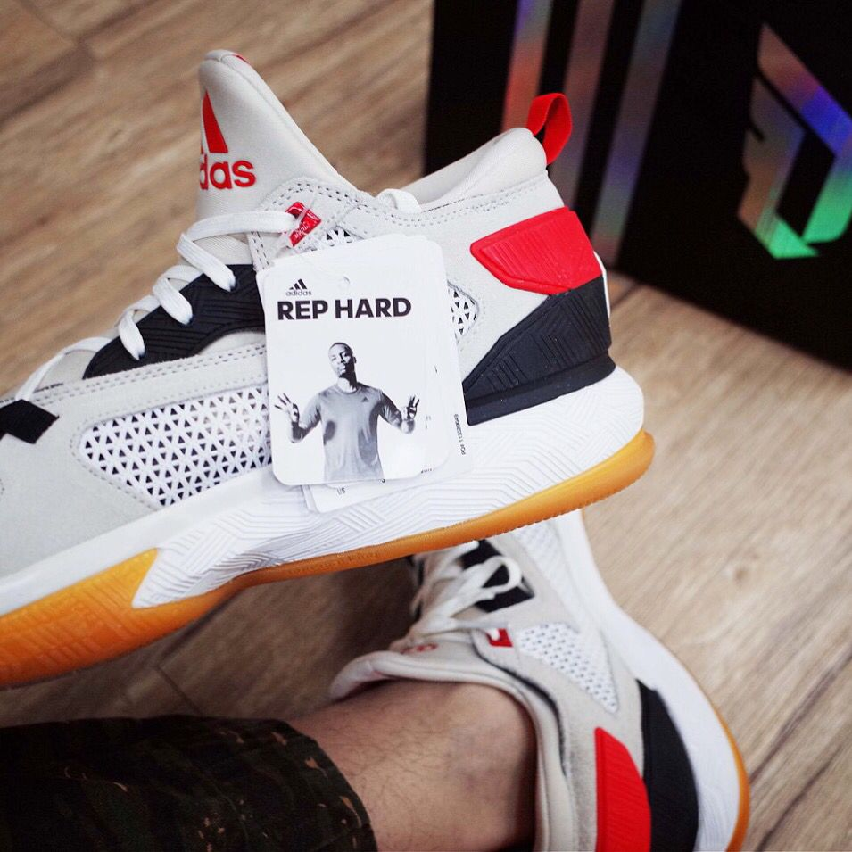 f1732b20cab3f8 The first colorway of D Lillard 2. Rip City Home. Do you guys like it ⚡ ⚡ ⚡   adidas  damianlillard  dlillard  dlillard2  ripcity  ripcityhome   ...