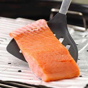 How to Grill Salmon - charcoal grill tips