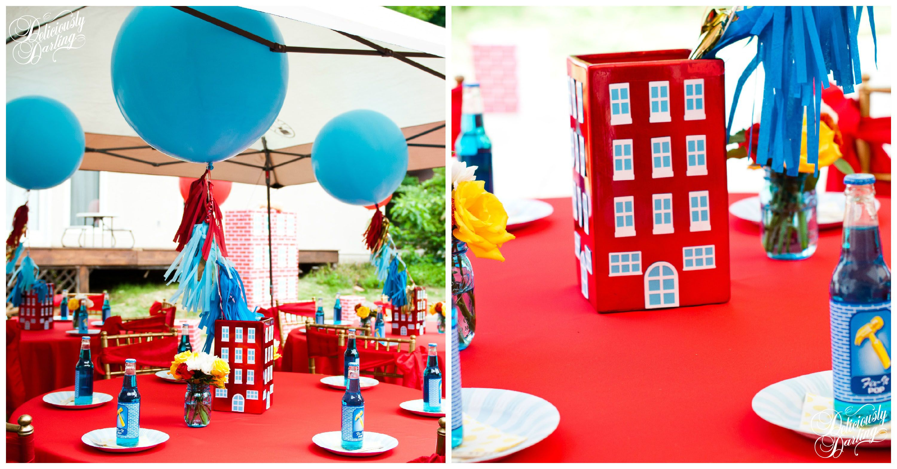 Wreck It Ralph Birthday Party Part 1 With Images Purple