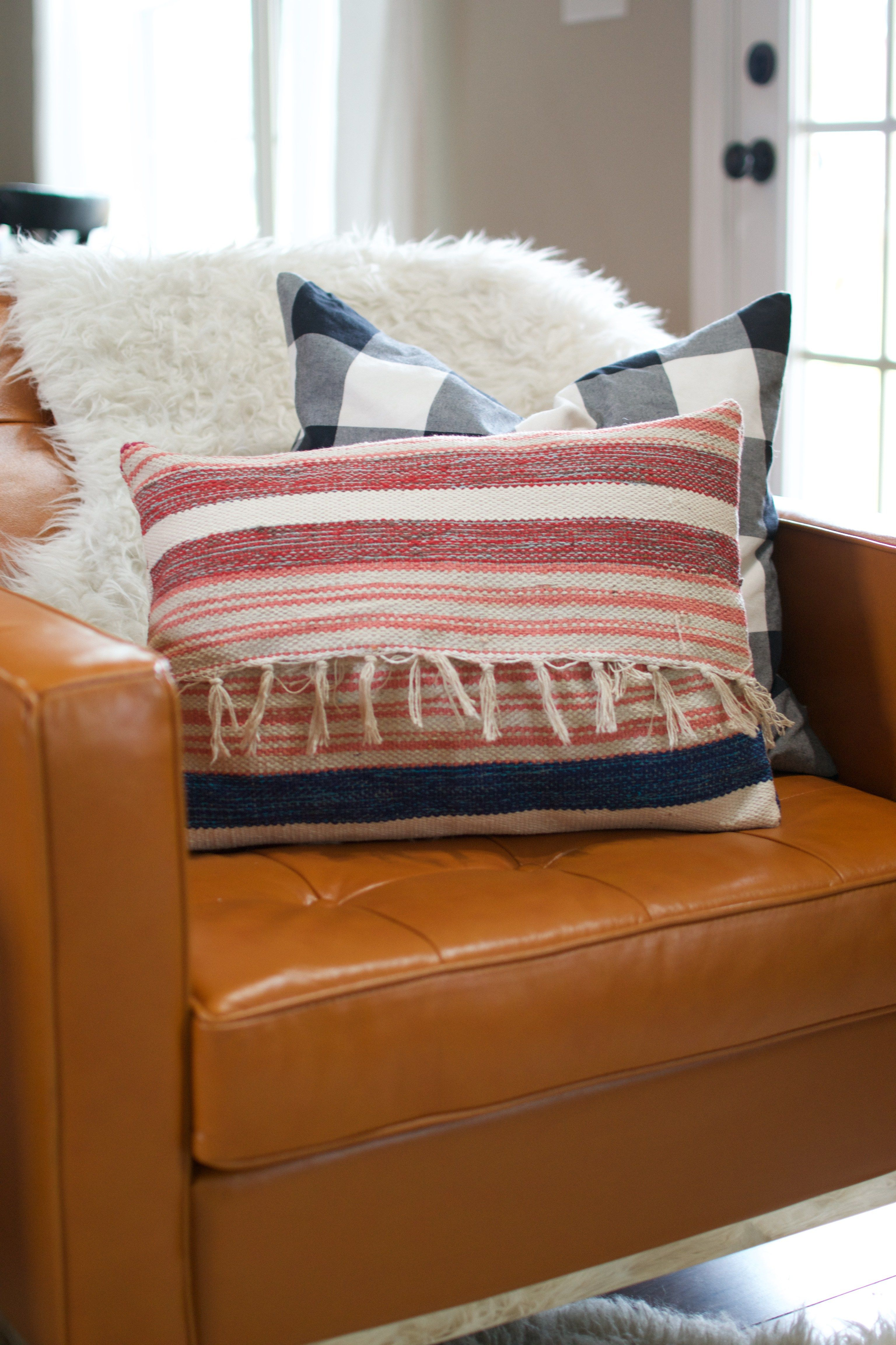 Easy boho pillow diy super cute super cheap home decor ideas