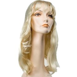 law student wig perfect for elle woods  legally blonde