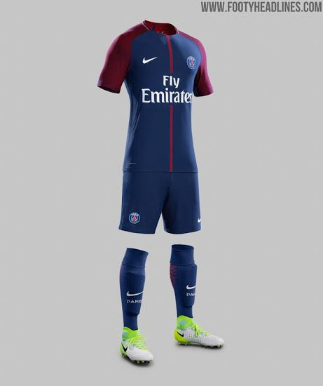 The PSG 17-18 home kit introduces a more vibrant 3086fa626