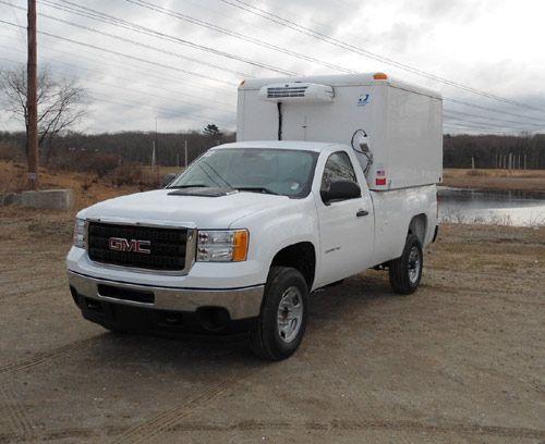 Slde In Truck Body Pilotte Refrigeration Small Pickups Trucks Recreational Vehicles