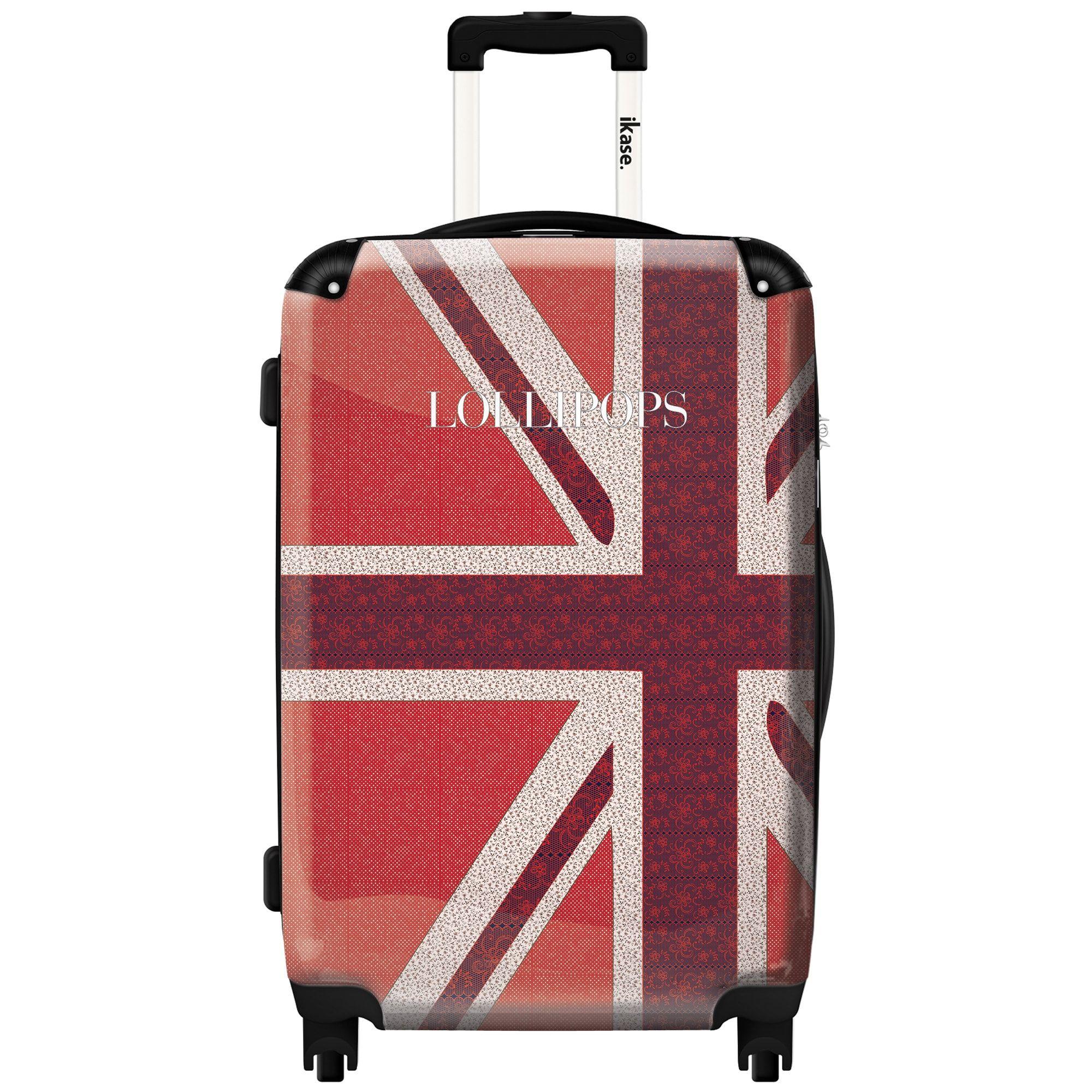 Ikase Hardside Spinner Luggage I travel to London