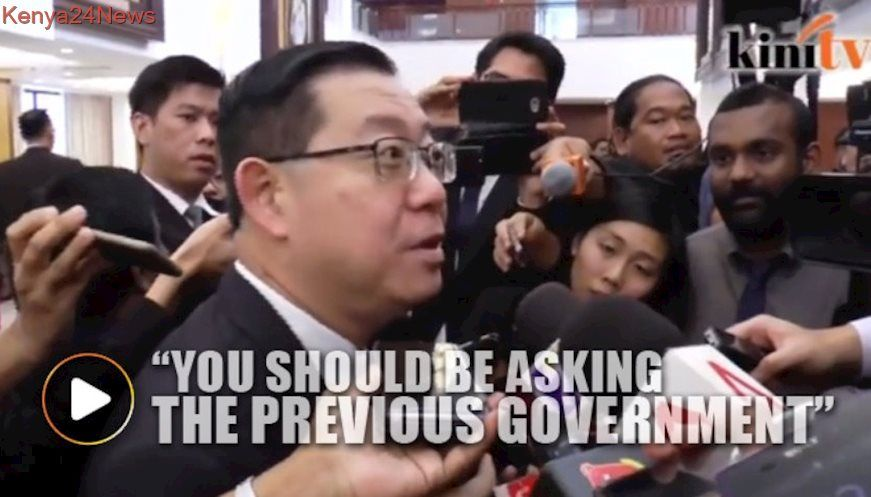 Gambling licence for Vincent Tan? Guan Eng passes buck to