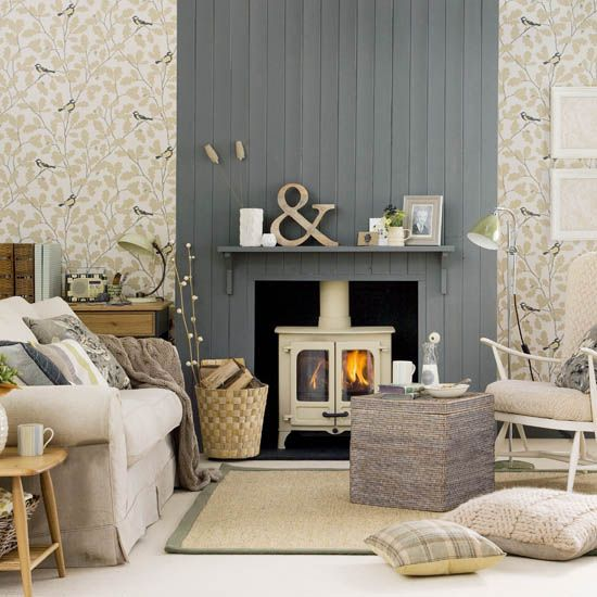 5 Bedroom Ideas For Autumn From The White Company: Cosy Living Room Looks For Autumn