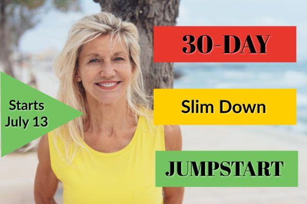 ageless woman jump start diet