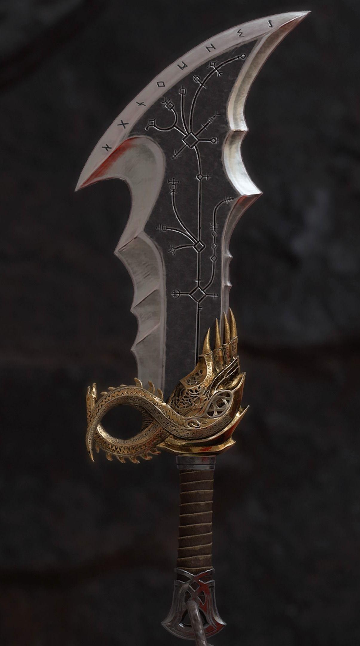 Pin On Kratos