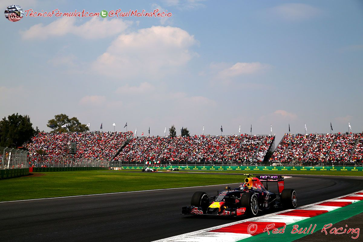 Ricciardo Usará El Motor Renault Mejorado En Brasil F1 Técnicafórmula1 Com Gran Premio De Mexico Fórmula 1 Brasil