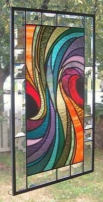 Contemporary Stained Glass Wish Stick Google Search Stained Glass Tiffany Stained Glass