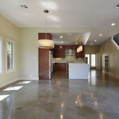 Light Concrete Finish Stained Design Pictures Remodel Decor And Ideas Page 21
