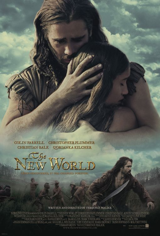 O Novo Mundo The New World Dir Terrence Malick 2005 World Movies Free Movies Online Full Movies Online Free