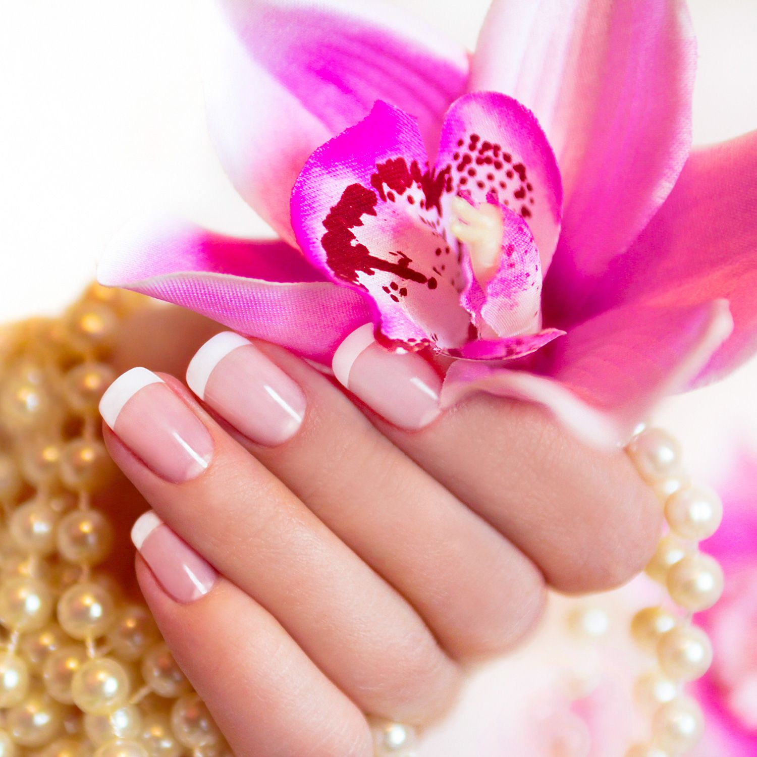 Trim Shape Clean Cuticle Hand Massage And Paint Shellac