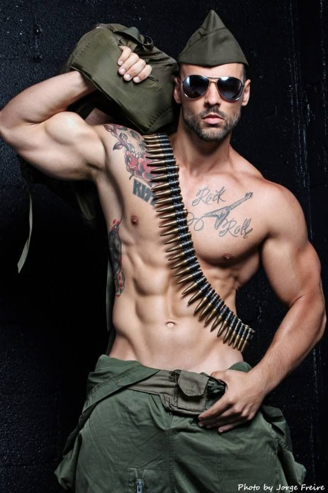 Military gay photos