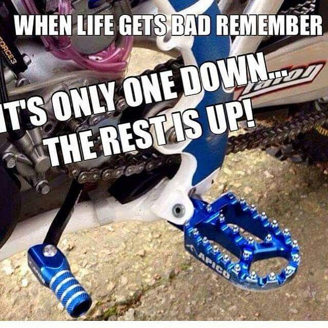 Pin By Isaac Khan On Funny With Images Dirt Bike Quotes Bike Quotes Dirt Bikes