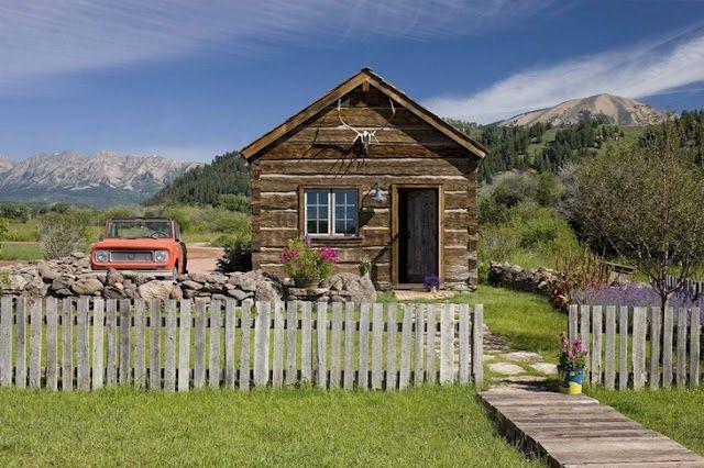 cabin. #cabins