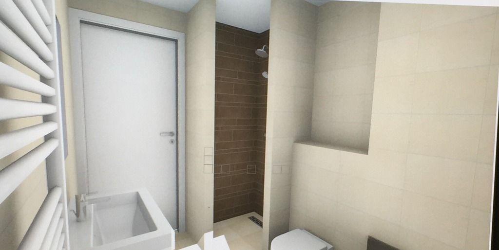Inspiratie badkamer droomhuis ontwerp van de badkamer met bad