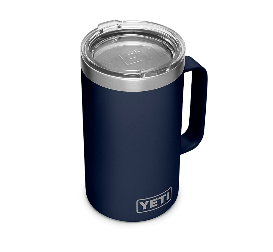 YETI Rambler 24 oz Mug With Standard Lid in 2020 Mugs