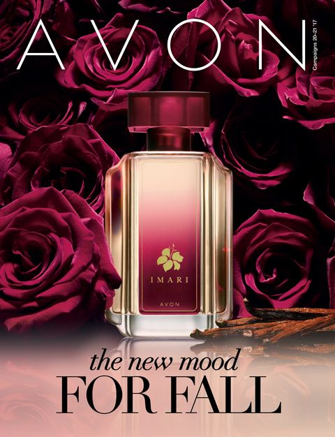 eBrochure AVON The New Mood for Fall Flyer Avon Campaigns 20-21 - fall flyer