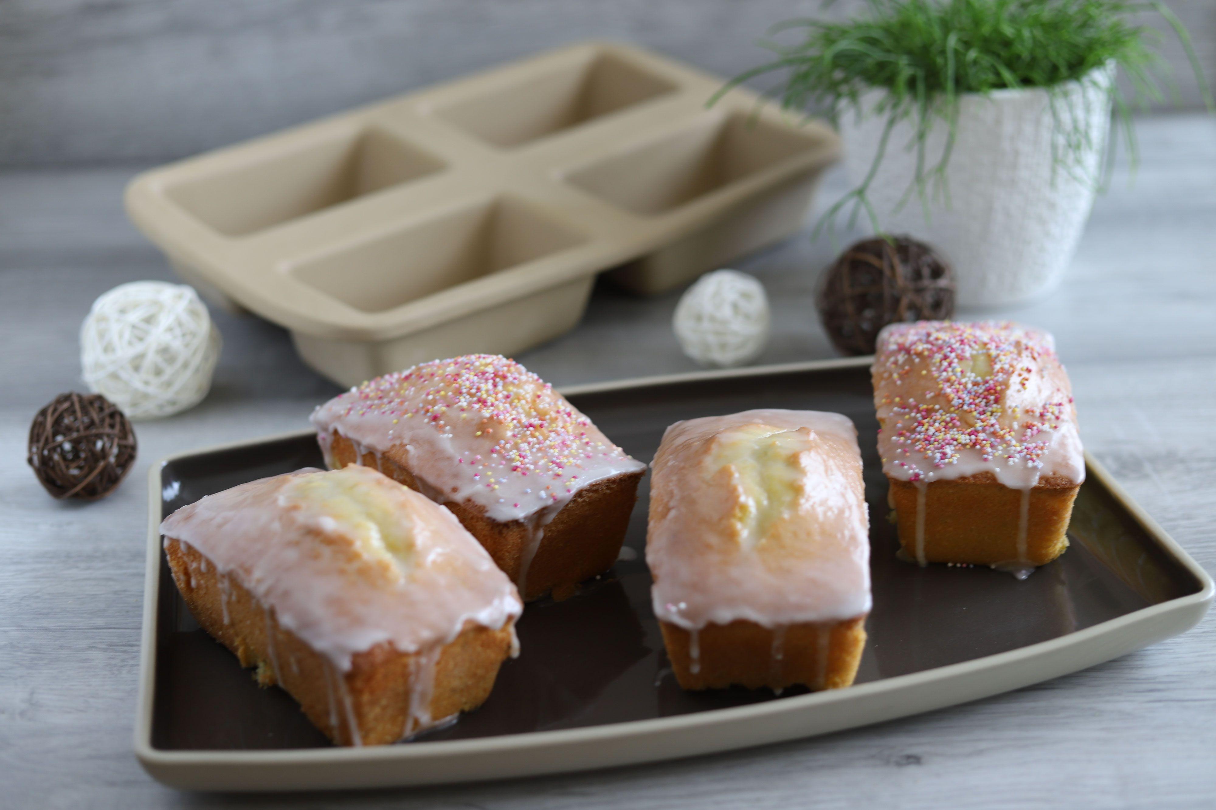Mini Limettenkuchen Aus Der Mini Kastenform Von Pampered Chef Kuchen Und Torten Pampered Chef Rezepte Gemuse Und Limettenkuchen