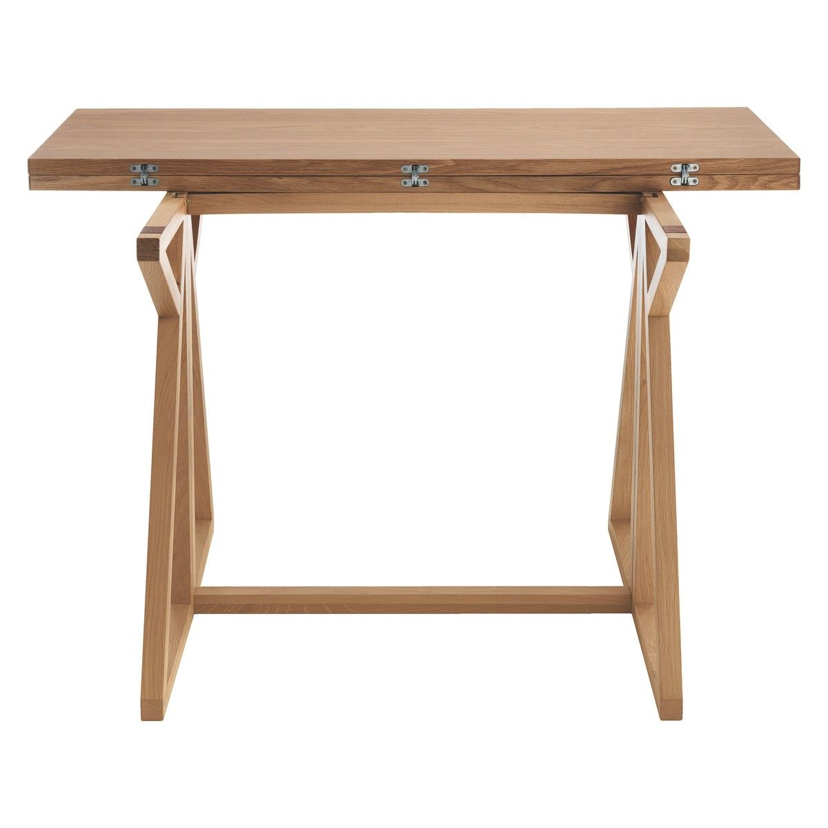 HEATH 2 4 Seat Oak Folding Dining Table | Buy Now At Habitat UK