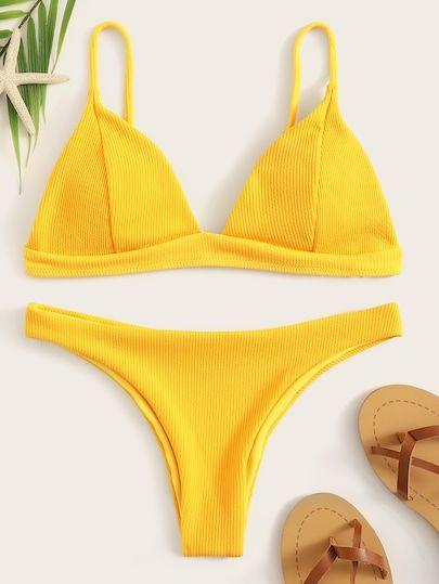 muy baratas venta en línea incomparable Conjunto de 4 anillos dorados variados | bikinis in 2019 ...