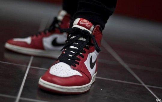403cfa379dd6 Pierre Emmanuel Zamane Nike Air Jordan 1 OG 94 540x339
