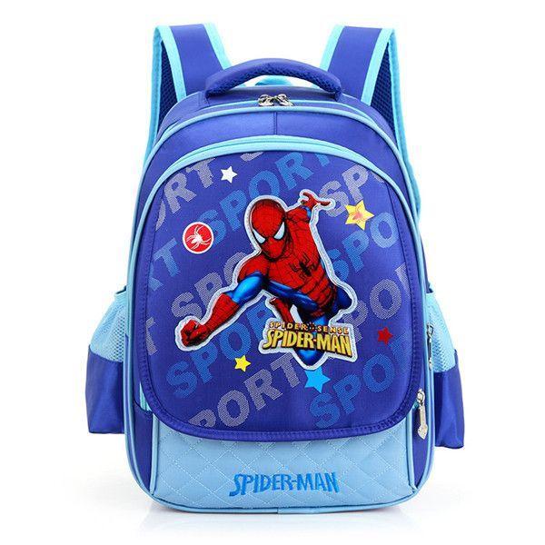 9d75040168de Backpacks for children Girl Boy Primary School Bookbag Grade 1-4 Children  Kids school backpack high quality Girl Boy School bags