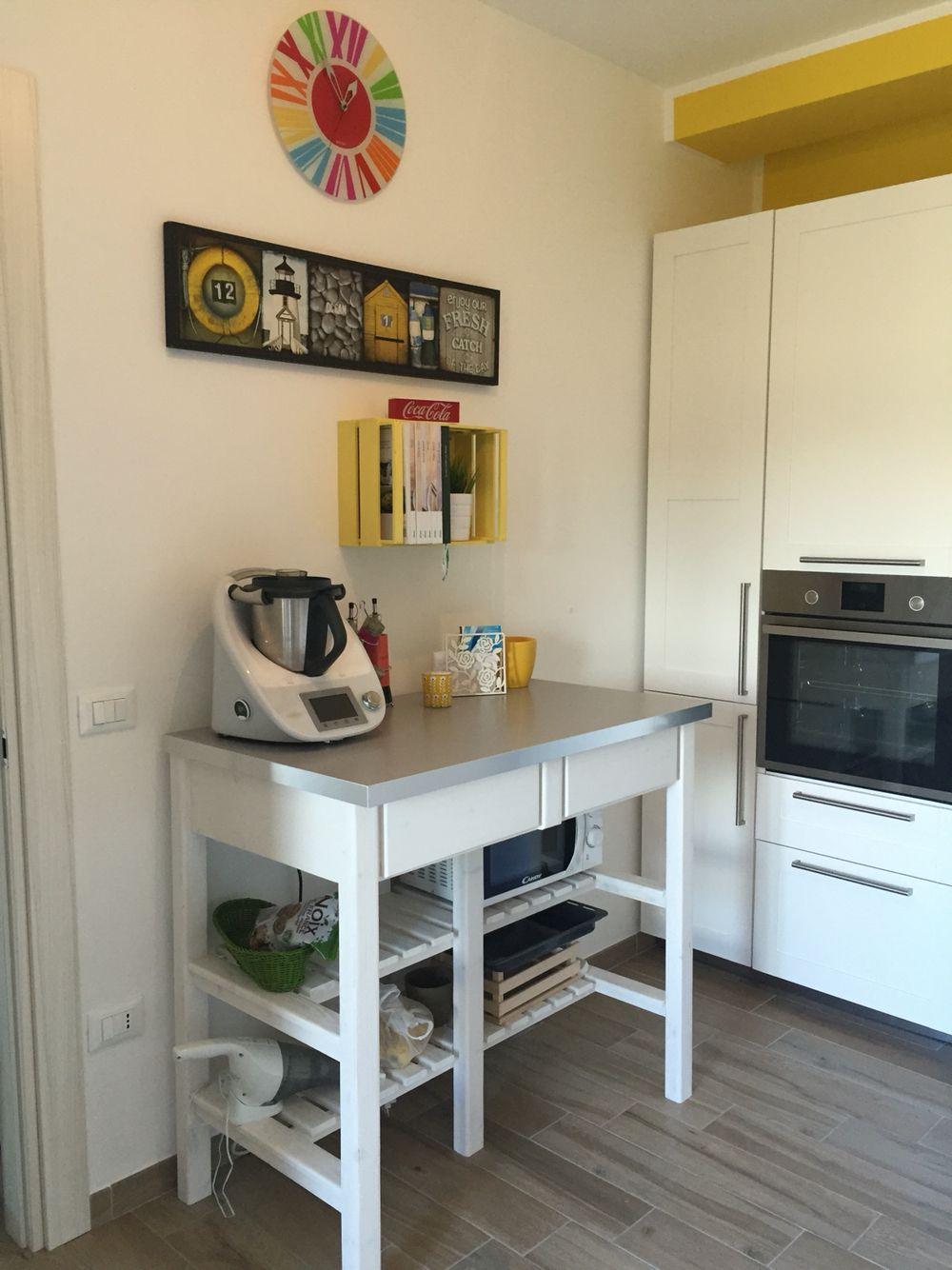 Banco lavoro cucina | Idee per la casa | Pinterest