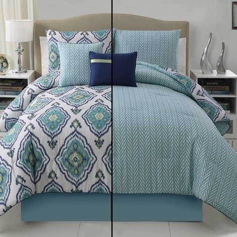 Weston 5pc Full Queen Bedding Set 613606129 Bedding Sets Bed