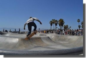 Venice Beach Recreation Center http://www.sunsetbld.com/venice-beach.php