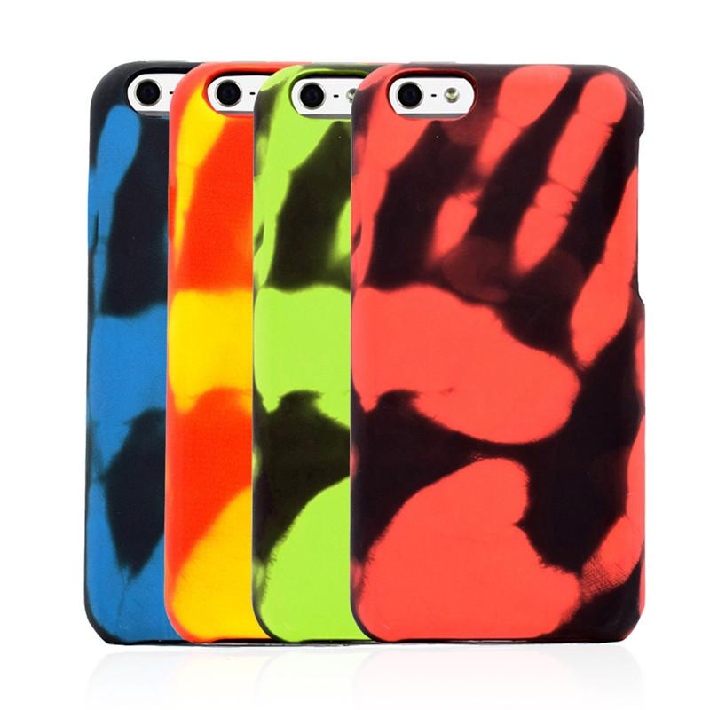 Thermal Phone Case color change mobile phone temperature sensitive