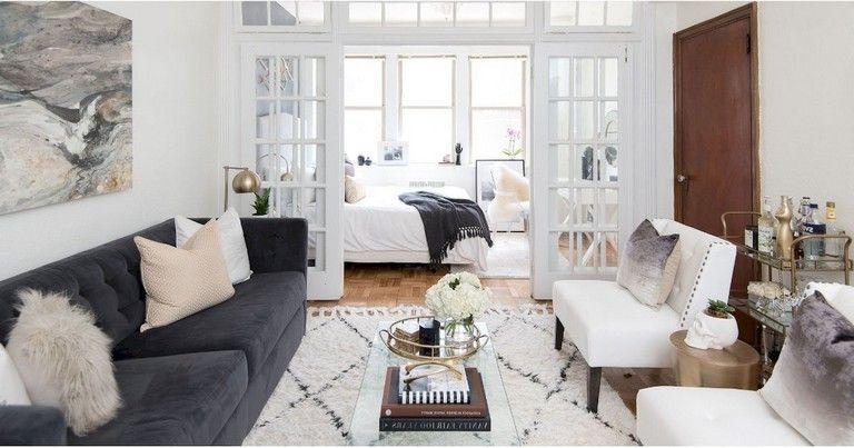 43 Inspiring Cool Diy Rental Apartment Decorating Ideas On A