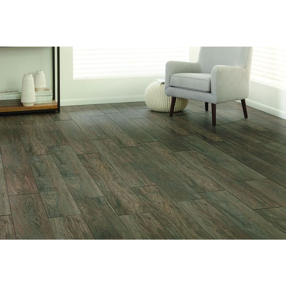 Home Decorators Collection Carmel Coast Teak 12 Mm Thick X 7 60 In Wide X 50 79 In Length Laminate Floo Flooring Laminate Flooring Home Decorators Collection