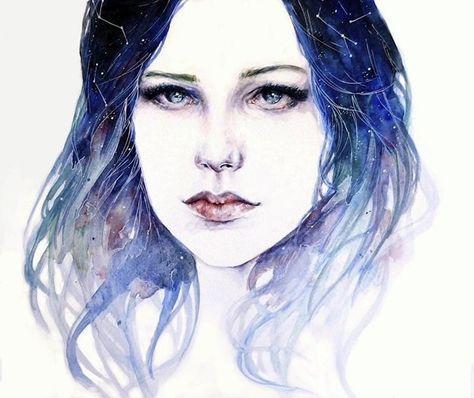 Aquarelllmalerei Bild Von Josiane Moran Auf Watercolor Painting