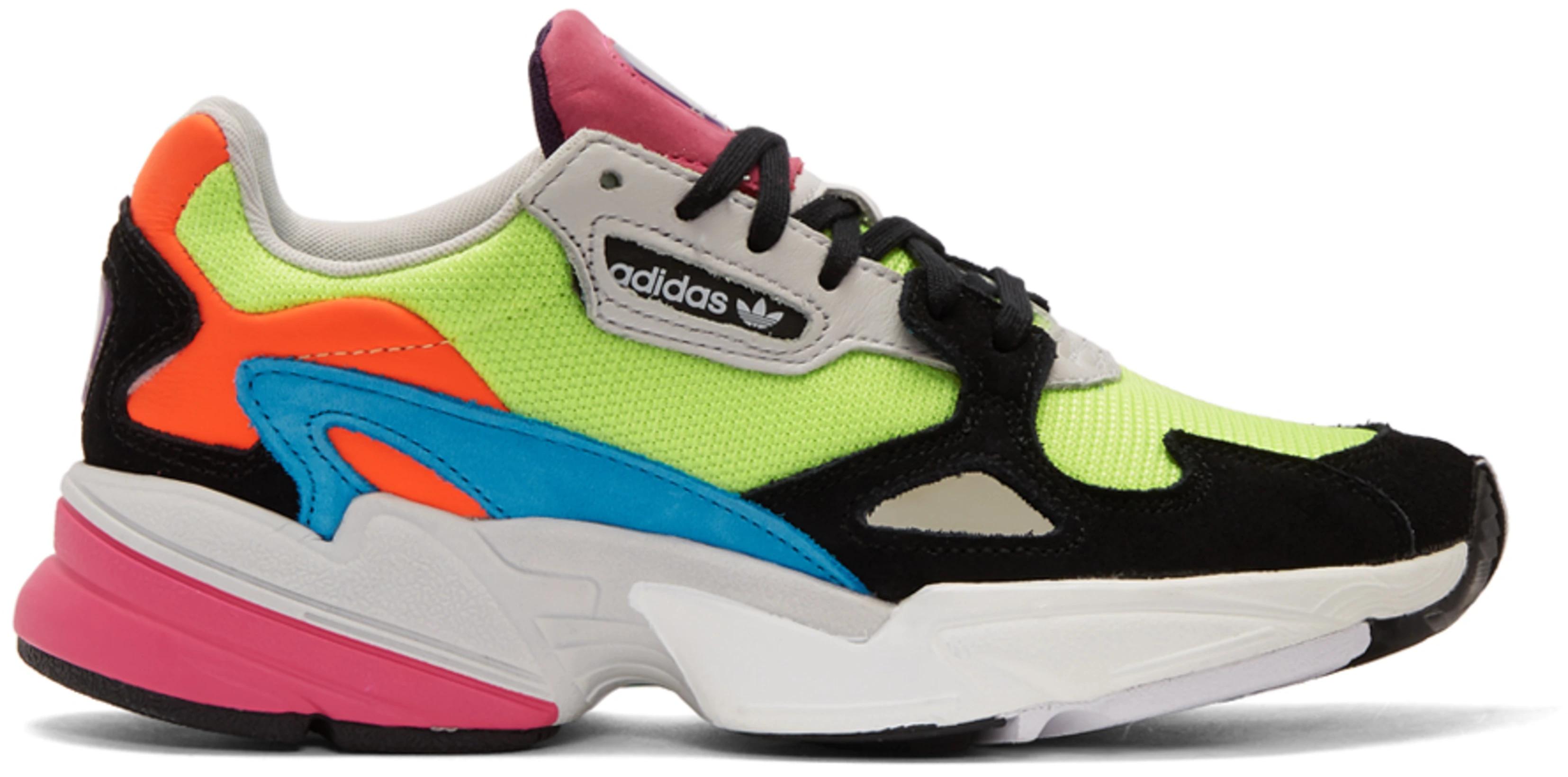 adidas Originals: Multicolor Falcon 90