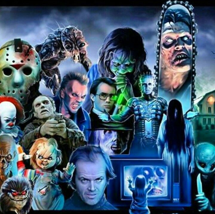 Pin By Mike Breazeale On Vintage Horror Scary Movies Scary Movie Characters Horror Movie Characters