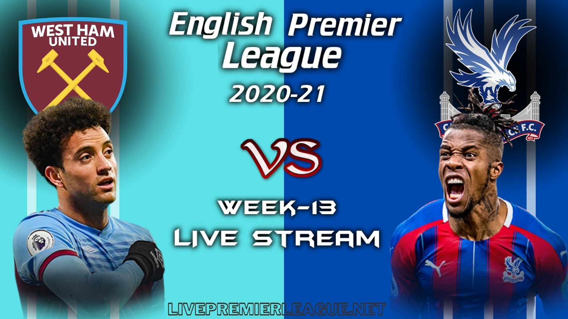 West Ham United Vs Crystal Palace Live Stream 2020 Week 13 Brighton Hove Albion Brighton And Hove St James Park