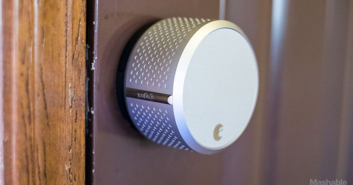 Amazon S Alexa Can Lock Your Front Door If You Own This Smart Lock