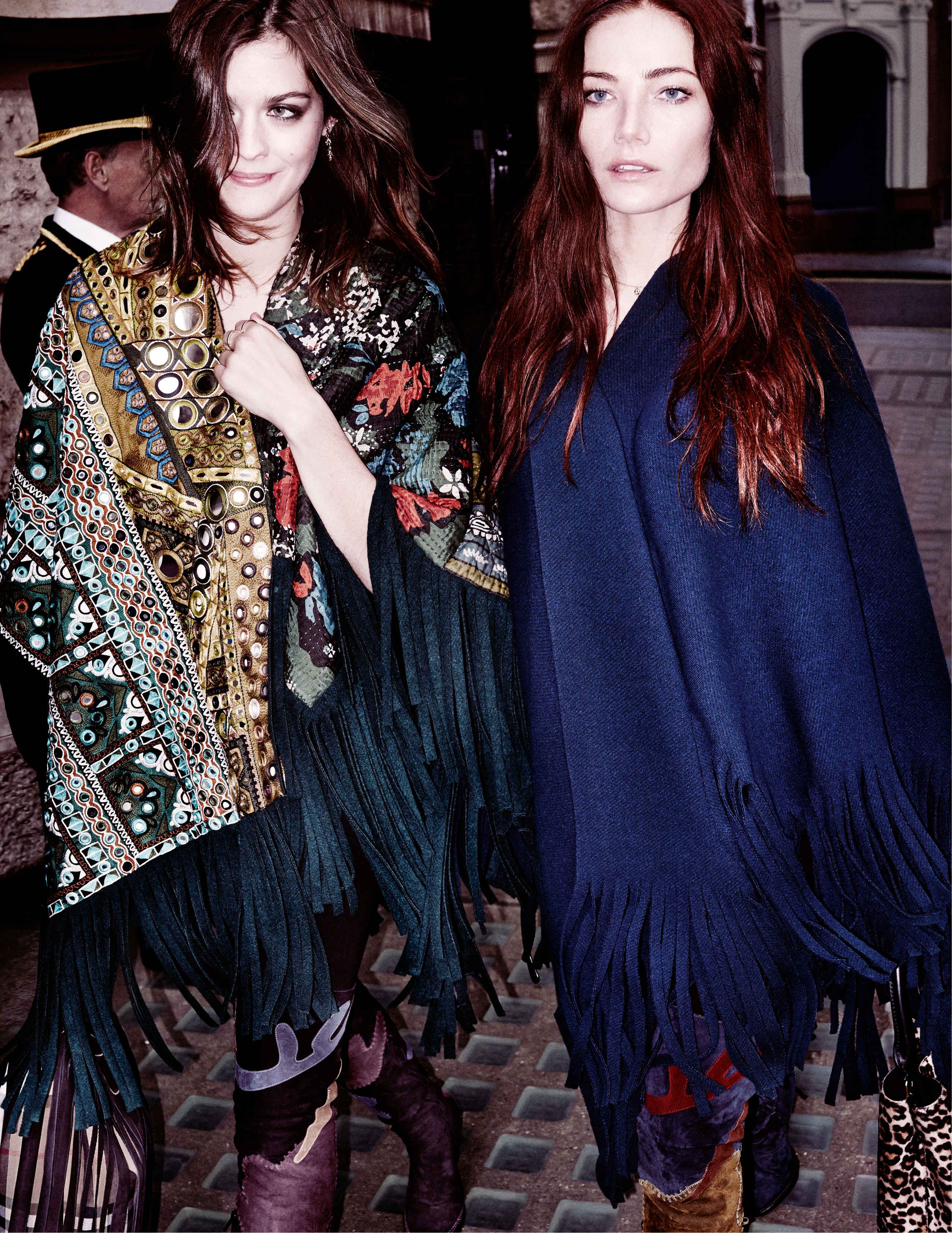 Mario Testino Gives Burberry a Striking New Look for Fall - Fashionista