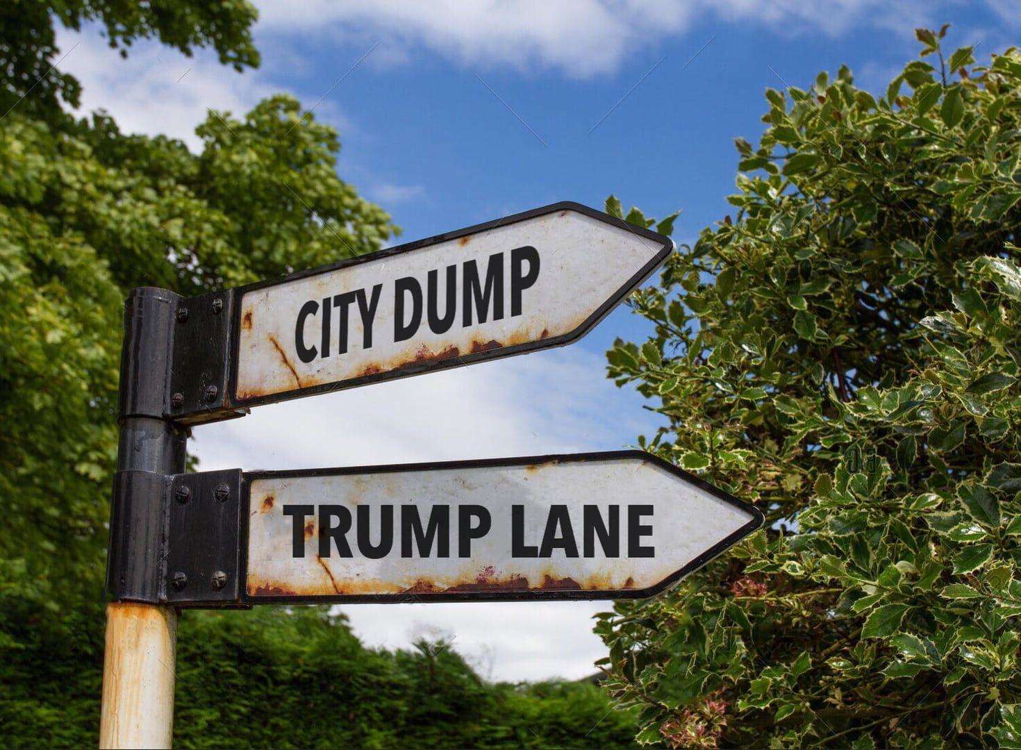 Memeatorium image by Beo Bachter Trump, Dump trump