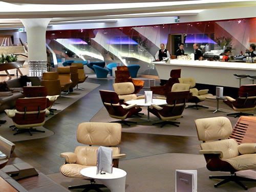 Best Airport Lounges in the World | Airport lounge, Lounge, Clubhouse design