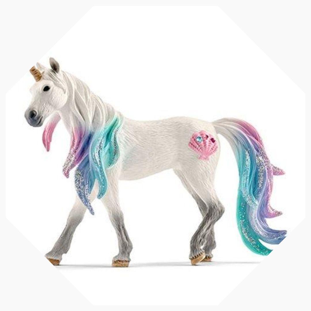 Schleich Sea unicorn stallion 70571