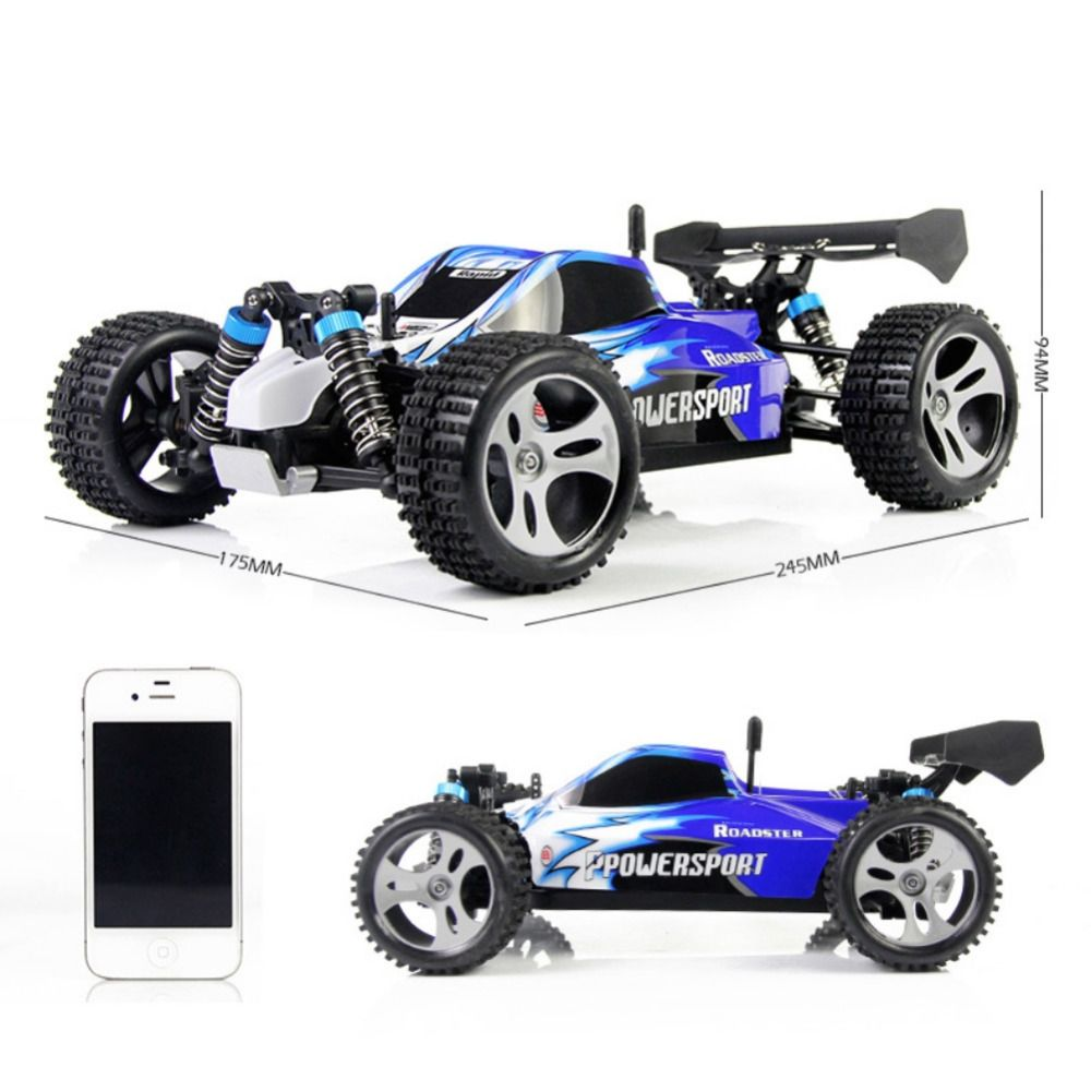 Cars 4 toys  New WD G High Speed Radio Remote Control RC SUV Car Road Racing
