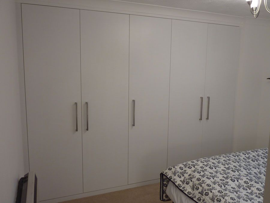 Best Contemporary Style Fitted Storage Cupboard By Peter 640 x 480