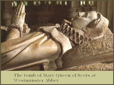 Is mary queen of scotts the same person as mary tidor?