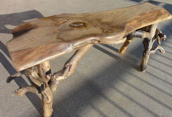 10 Diy Driftwood Furniture For Your Interiors Booster Projects Crafts